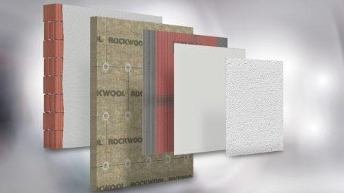 Nach Herstellerangaben ist dies das erste WDVS der Euro-Klasse A1. Grafik: Heck Wall Systems