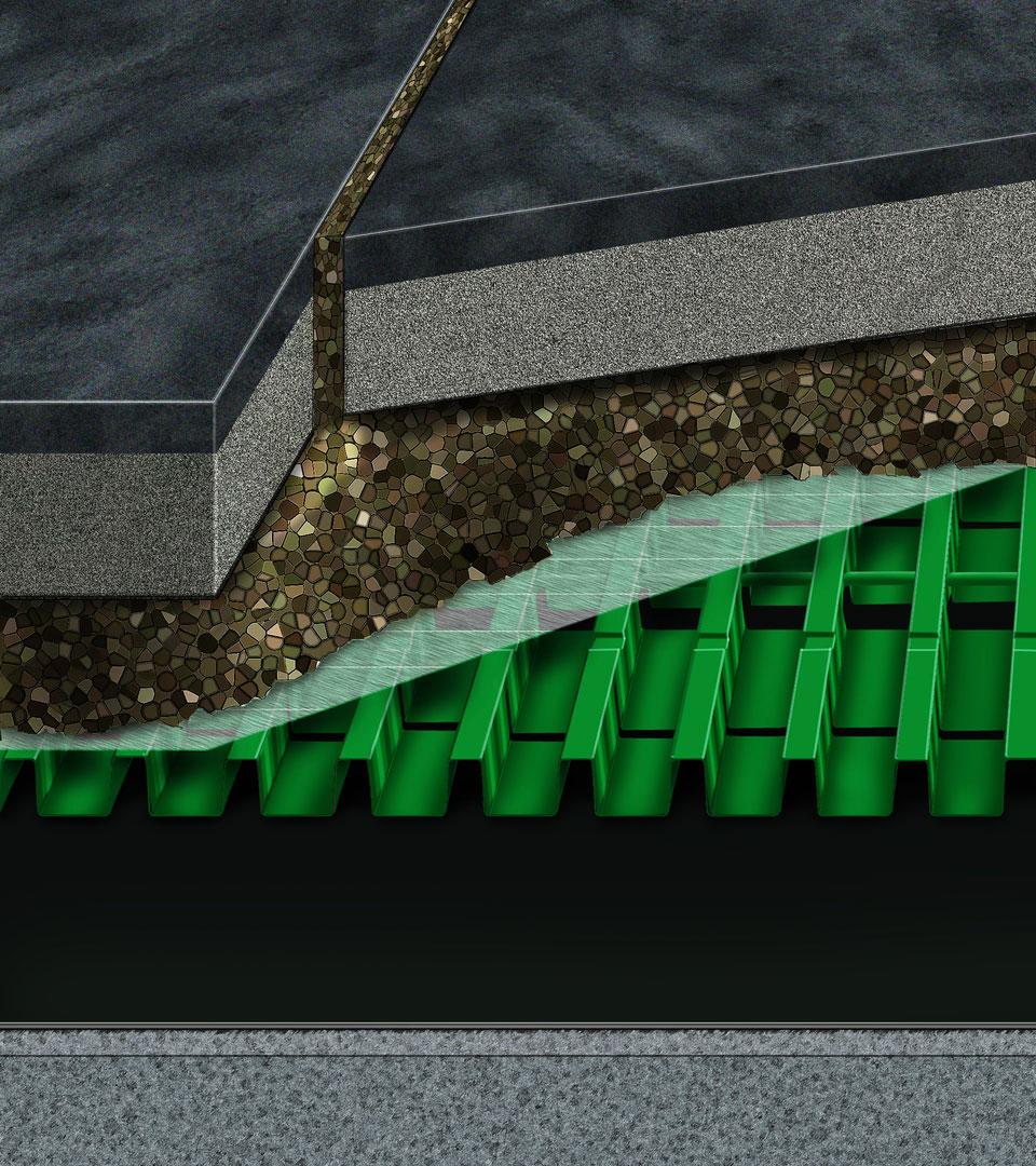 terrasse gefälle vorschrift
