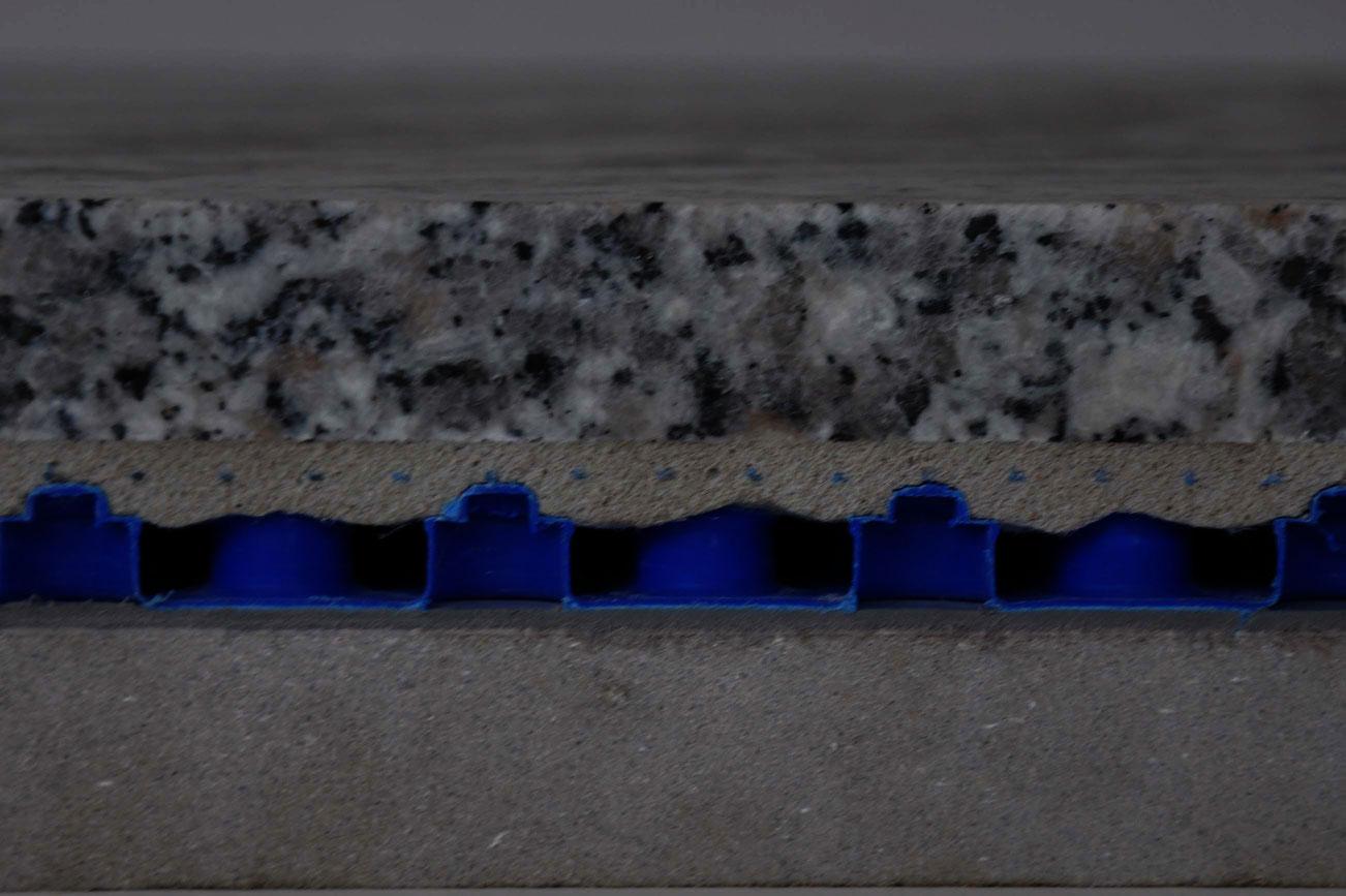 terrassen und balkone drainagematten zur. Black Bedroom Furniture Sets. Home Design Ideas