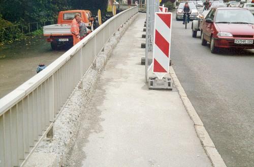 Chloridschäden treten häufig bei Stahlbetonbrücken auf. Foto: PCI