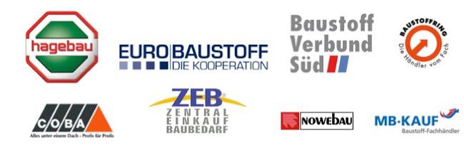 Im Baustoffhandel gibt es zahlreiche größere und kleinere Kooperationen.