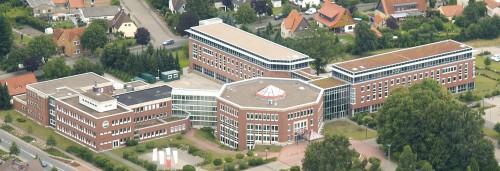 Die Hagebau-Zentrale in Soltau. Foto: hagebau