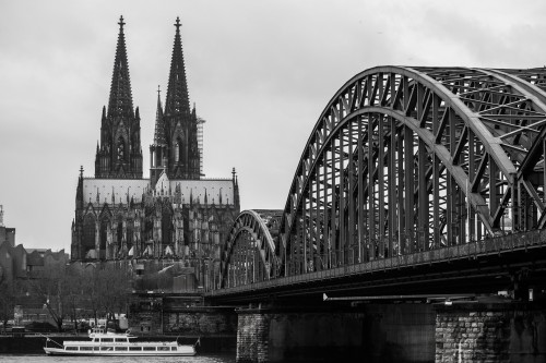 Bleidach auf dem Kölner Dom. Foto: Pixabay