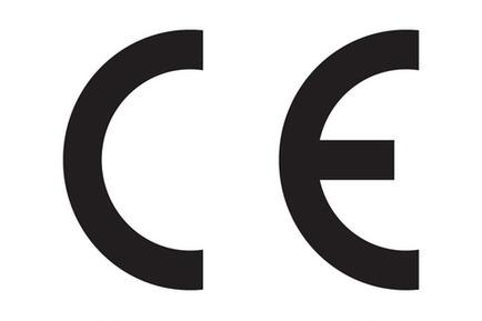 Das Bildzeichen CE signalisiert, dass ein Produkt in allen EU-Ländern gehandelt werden darf.