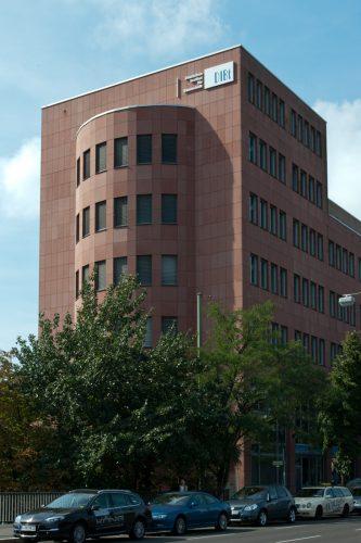 Das Deutsche Institut für Bautechnik befindet sich in der Berliner Kolonnenstraße. Foto: DIBt