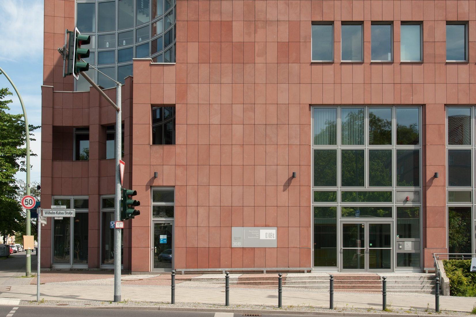 Als technische Behörde übernimmt das Institut öffentliche Aufgaben im Baubereich. Foto: DIBt