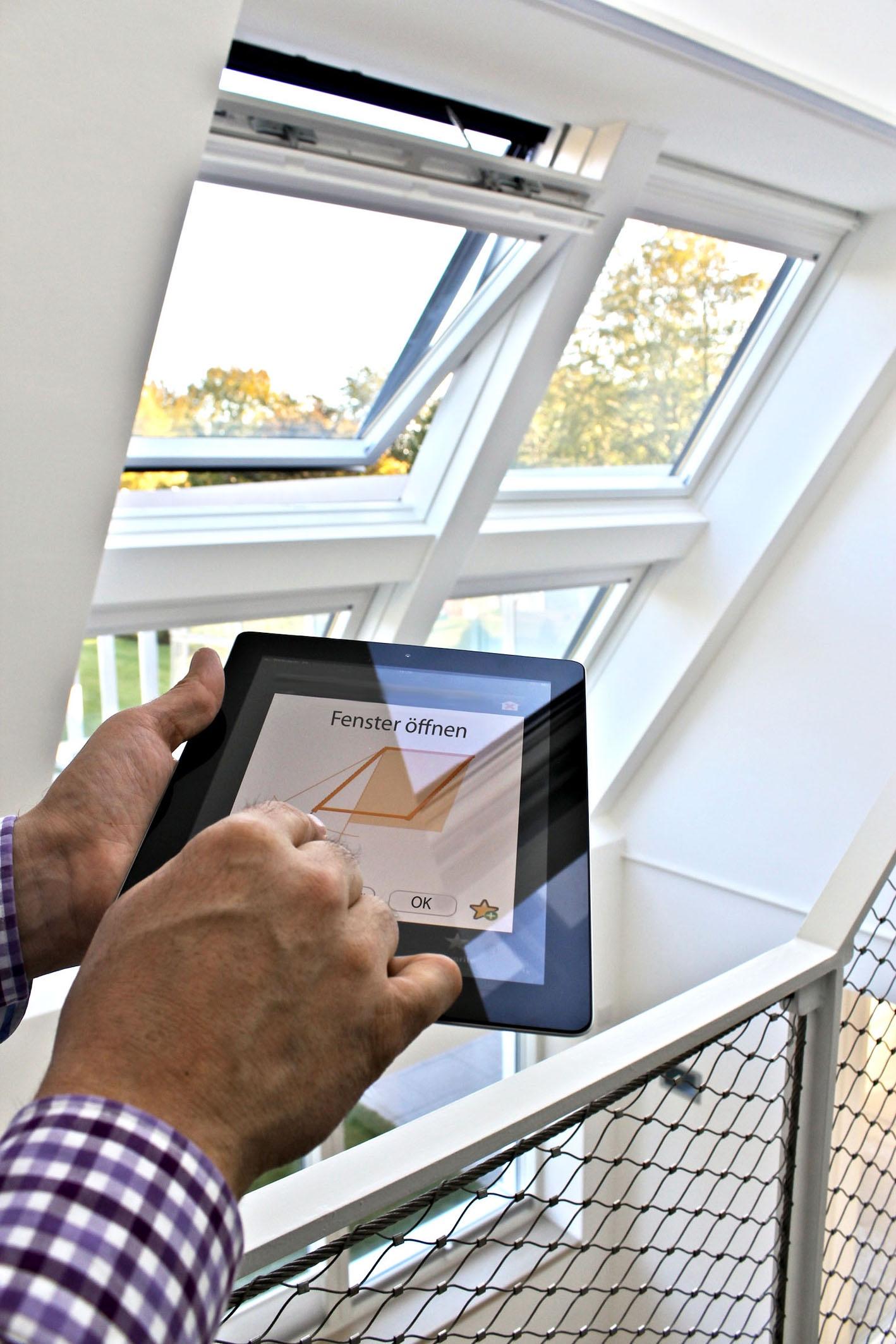 marktanalyse zukunftsmarkt smart home fenster baustoffwissen. Black Bedroom Furniture Sets. Home Design Ideas