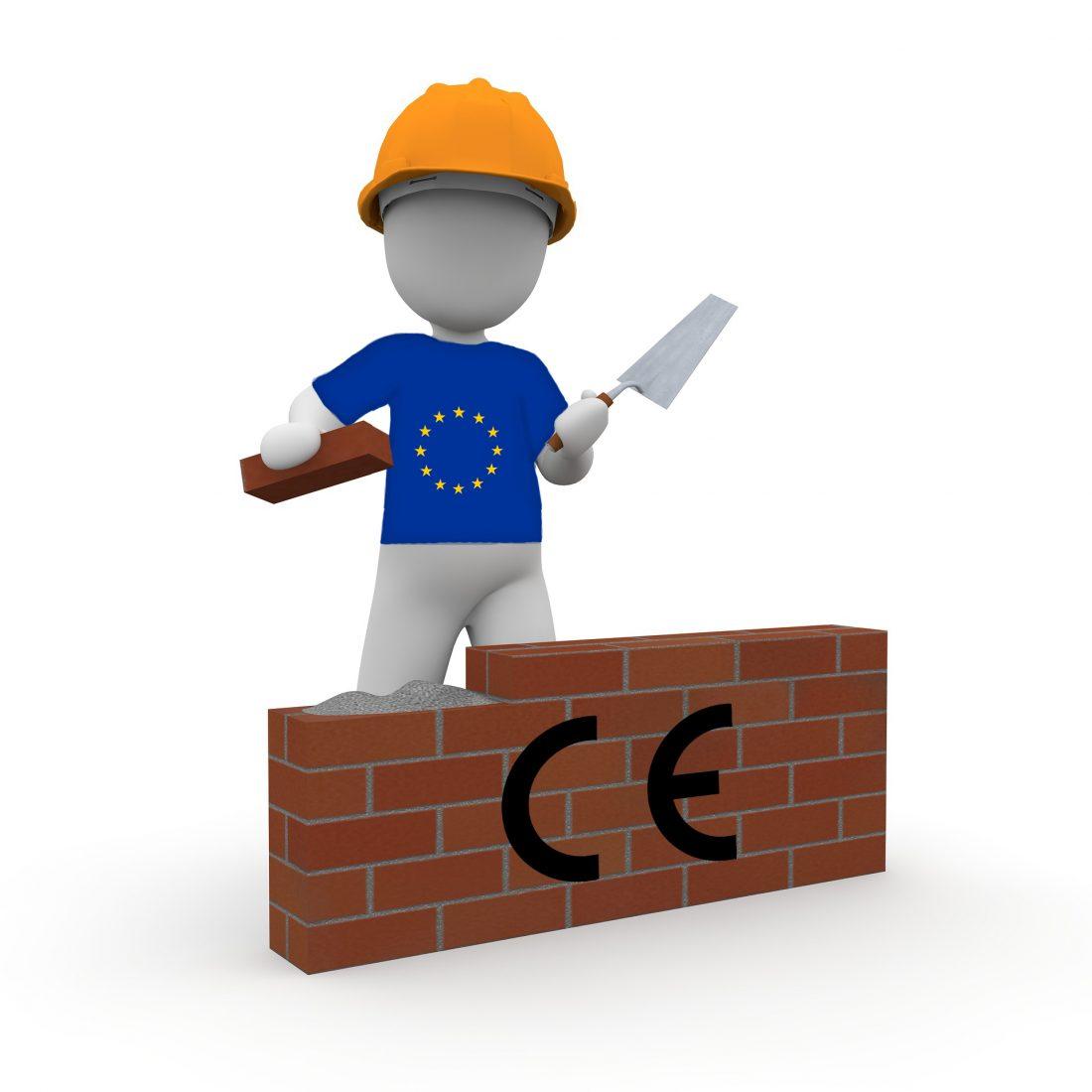 Die Bauproduktenverordnung regelt die Bedingungen für das Inverkehrbringen von Bauprodukten innerhalb der Europäischen Union. Grafik: Pixabay/Redaktion