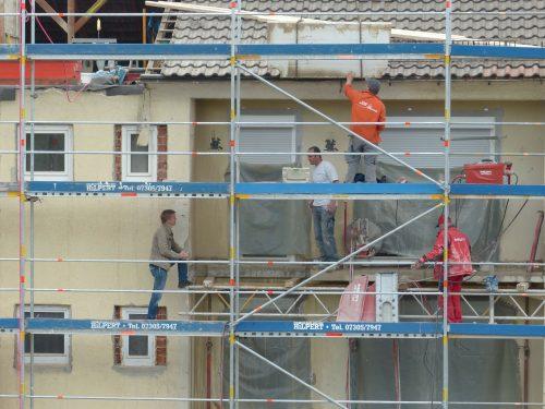 Auch die Grundanforderungen an Bauwerke werden in der BauPVO festgeschrieben. Foto: Pixabay