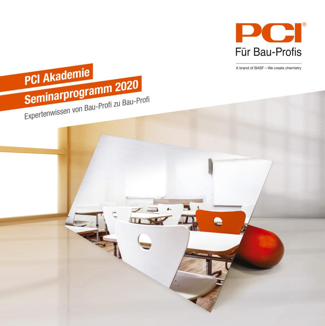 PCI-Seminarprogramm 2020