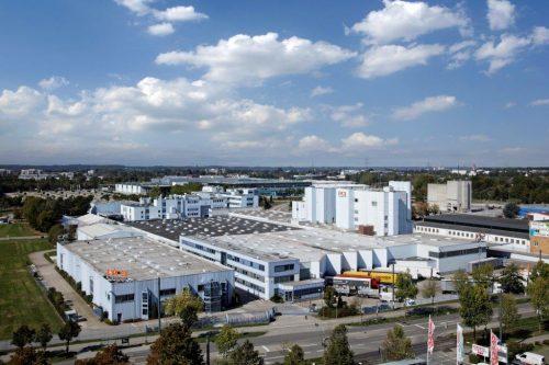 PCI Werk Augsburg