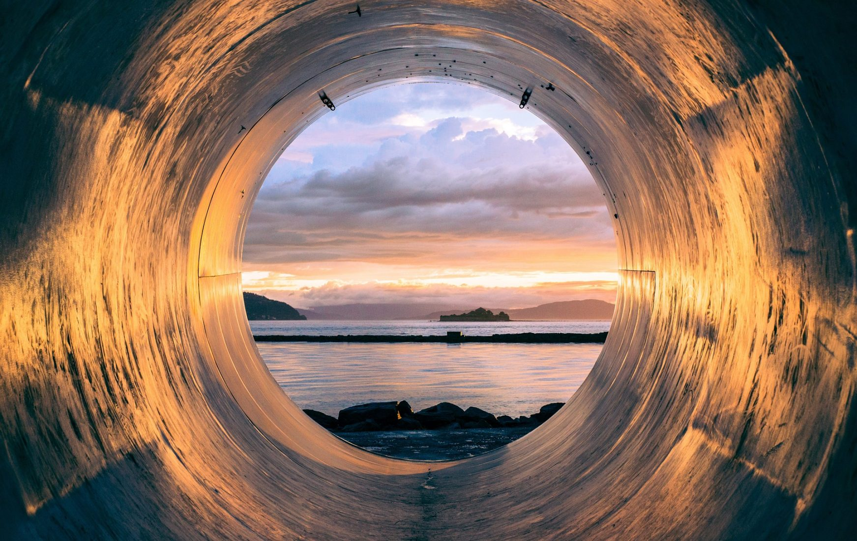 Interessant als Wärmequelle: Ein neuer Horizont für die Nutzung von Abwasser? Foto: Pixabay