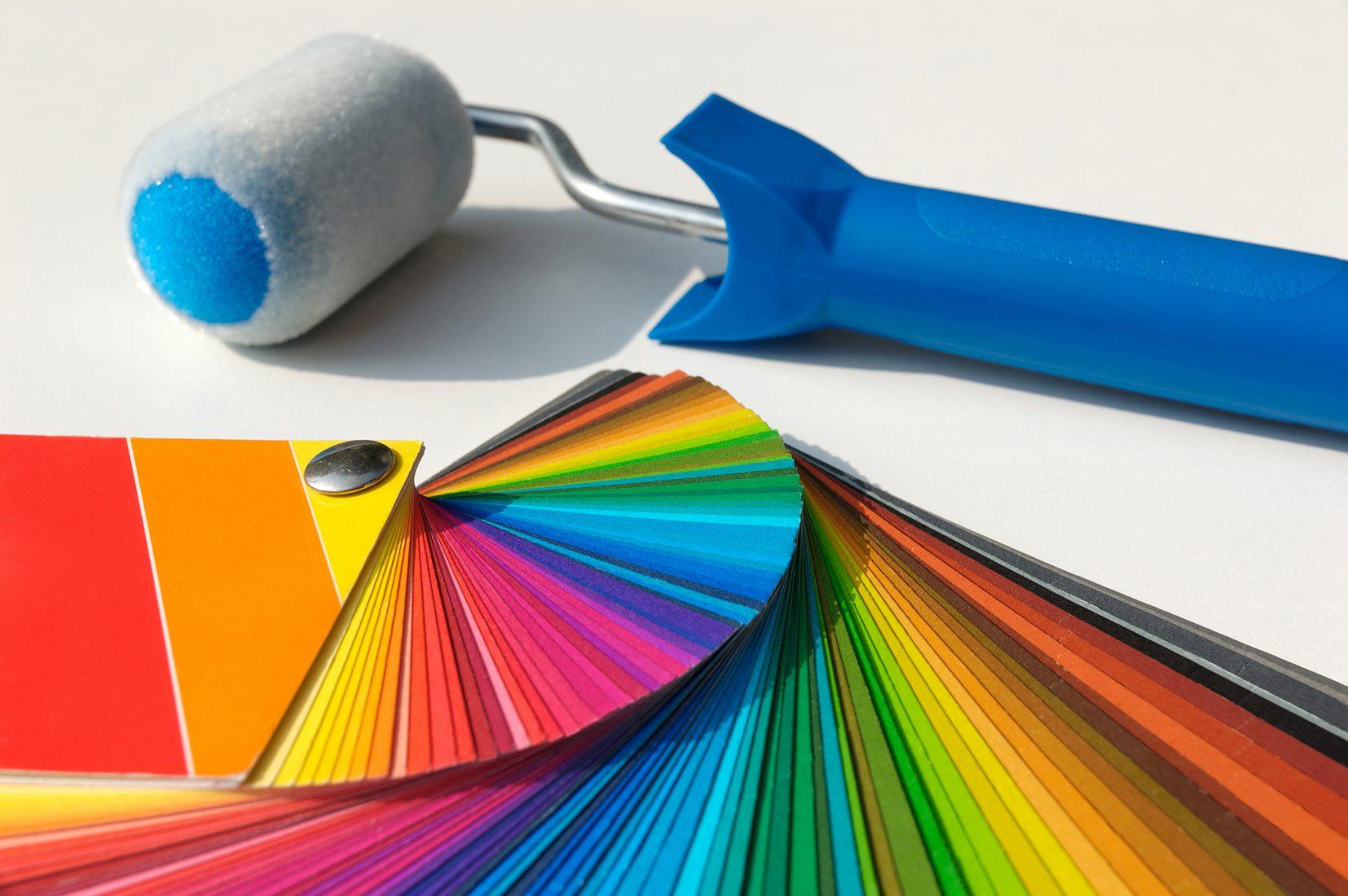 was sind eigentlich ral farben bauphysik baustoffwissen. Black Bedroom Furniture Sets. Home Design Ideas