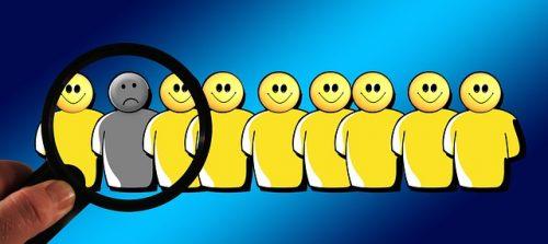 Schlecht gelaunte Menschen sind meist leicht zu erkennen. Foto: Pixabay