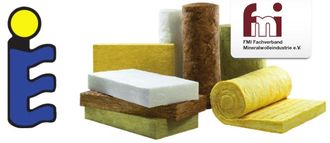 So wirbt der Fachverband Mineralwolleindustrie auf seiner Website für Keymark.