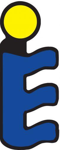 """Optisch verbindet das Keymark-Symbol die Themen Europa und Schlüssel (""""Key"""")."""