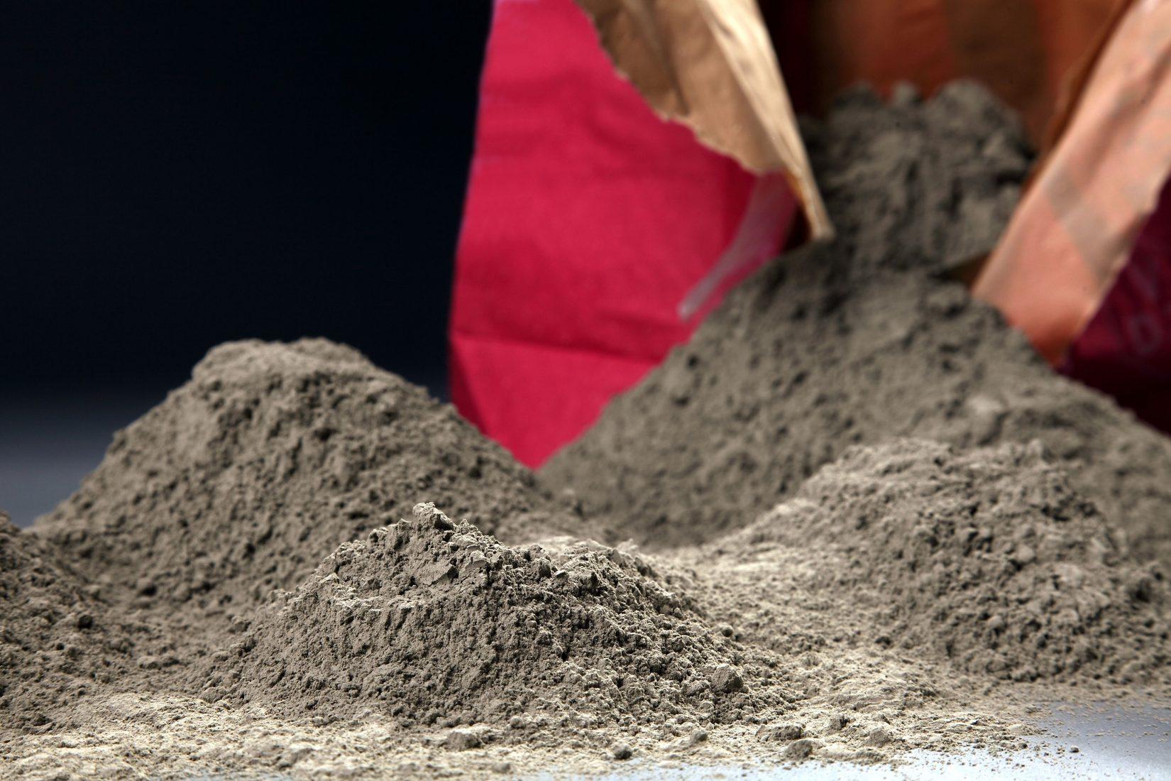 Die gemahlenen Zementklinker ergeben ein pulverförmiges Bindemittel. Foto: VDZ