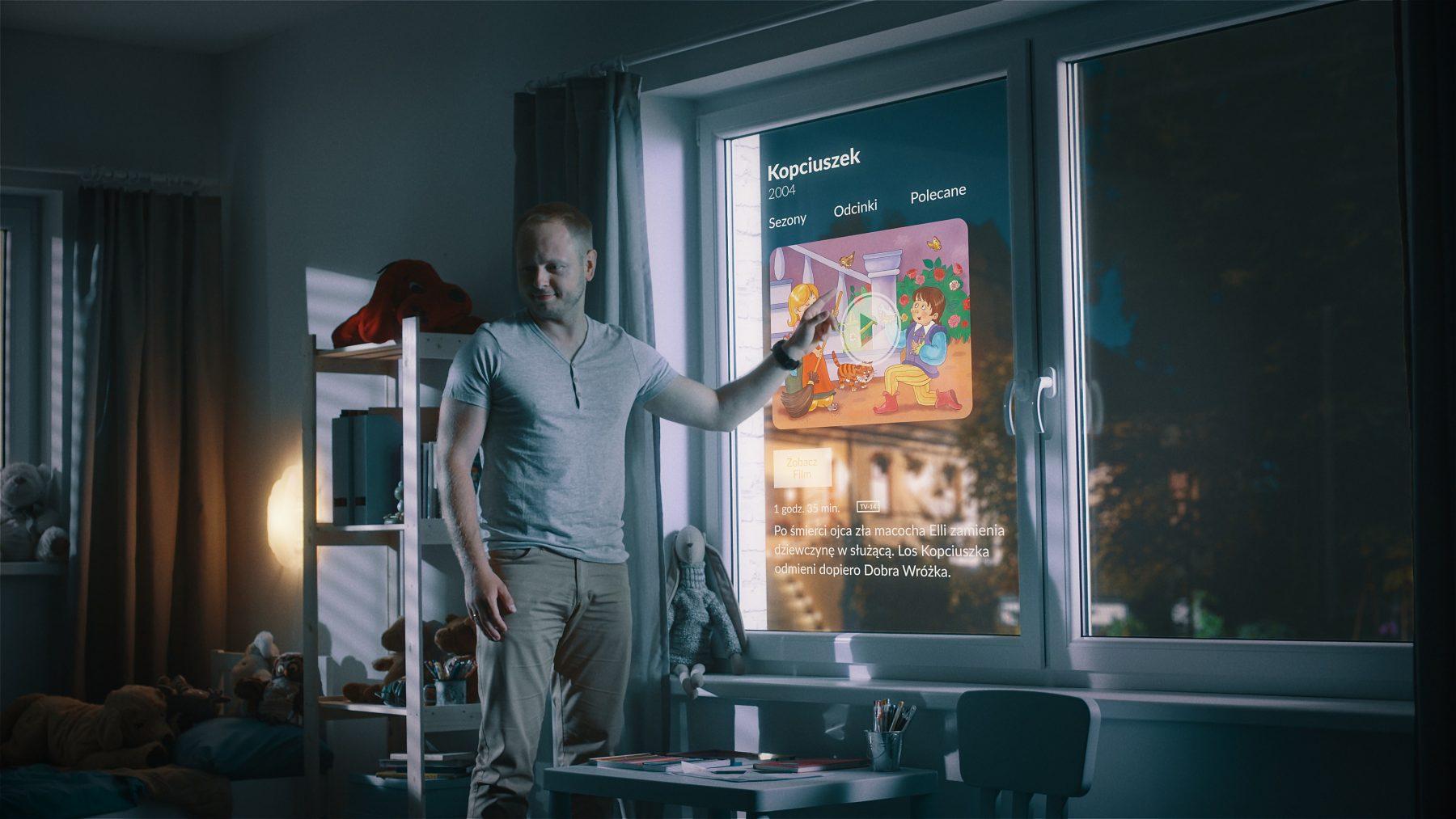 Auch Multimedia-Präsentationen sind dank Touchscreen-Funktion möglich. Foto: Drutex