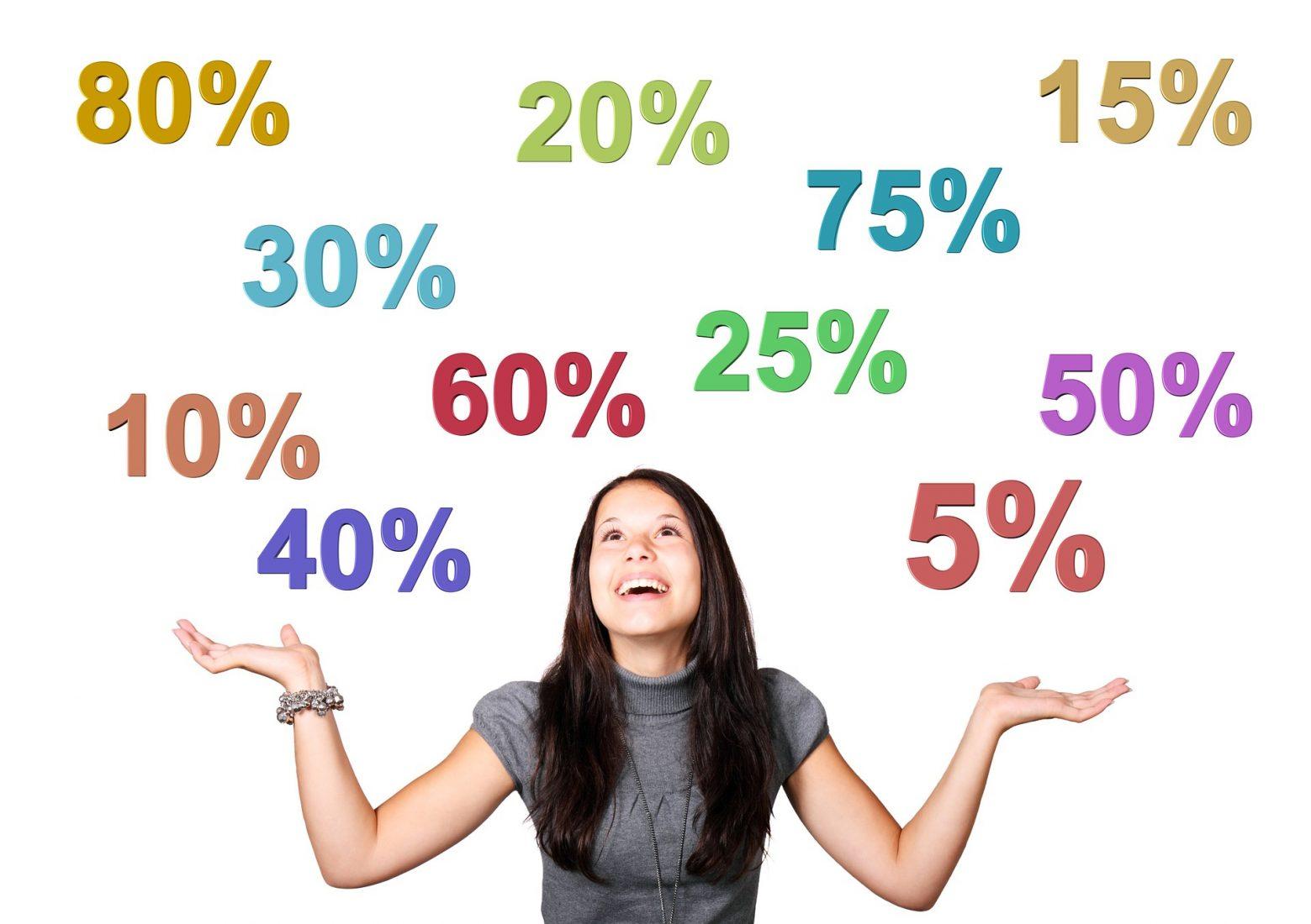 Preisnachlässe fallen nicht vom Himmel, sondern werden zwischen Verkäufer und Käufer vereinbart. Foto: Pixabay