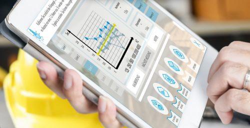Die Knauf-App Top-View kann jetzt auch Nachhallzeiten und Schallpegel messen.