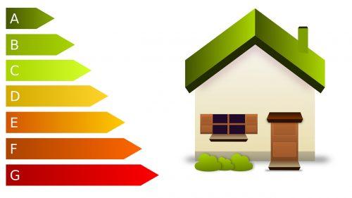 Je geringer der Primärenergiebedarf, umso umweltfreundlicher ist ein Gebäude. Grafik: Pixabay