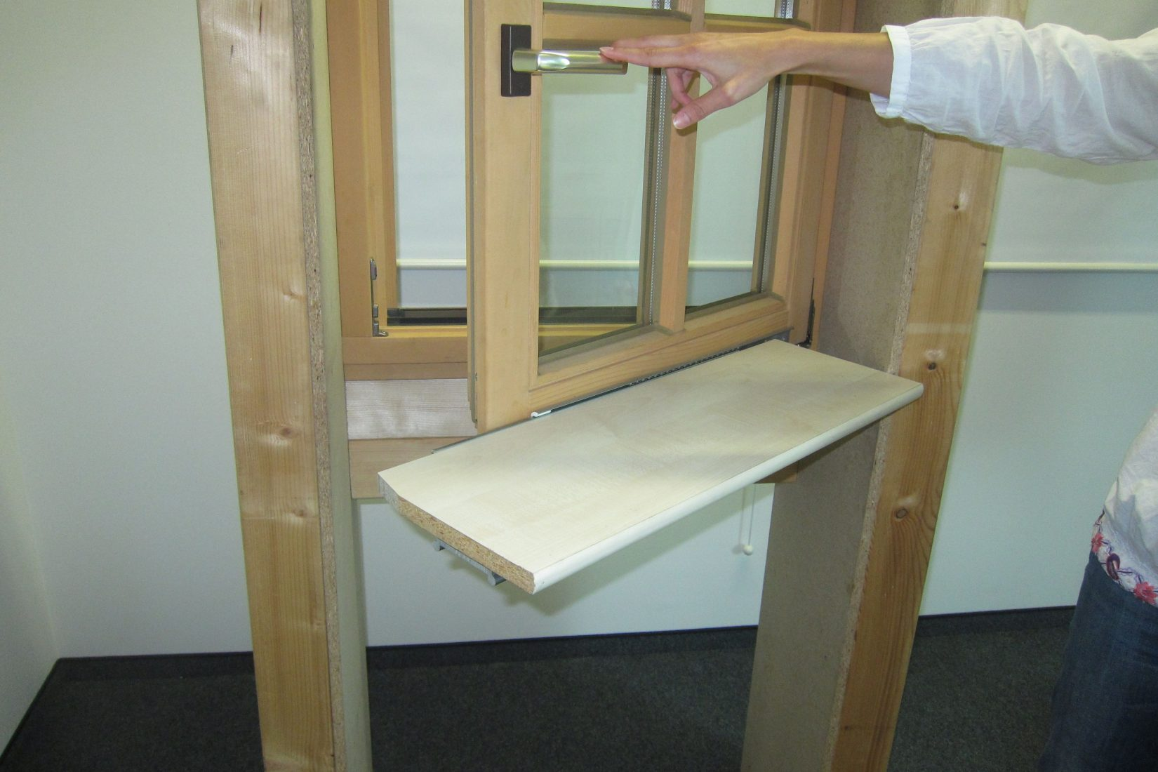 Aus Der Forschung Bewegliches Fensterbrett Bauelemente