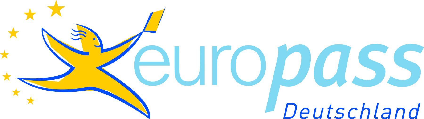 Das Logo sorgt für die europaweite Wiedererkennbarkeit der Europass-Dokumente.