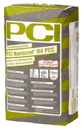PCI Nanocret R4 PCC Instandsetzungsmörtel