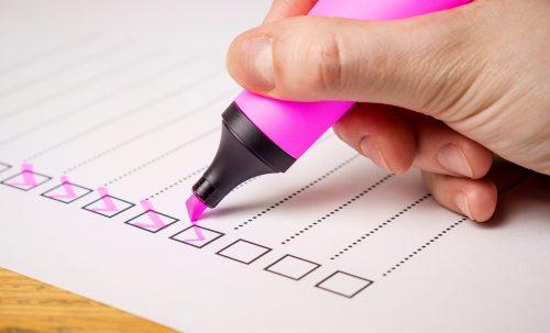 Für die schriftliche Ausbilder-Prüfung kommen Fragebogen mit vorgegebenen Antwortmöglichkeiten zum Einsatz. Foto: Pixabay