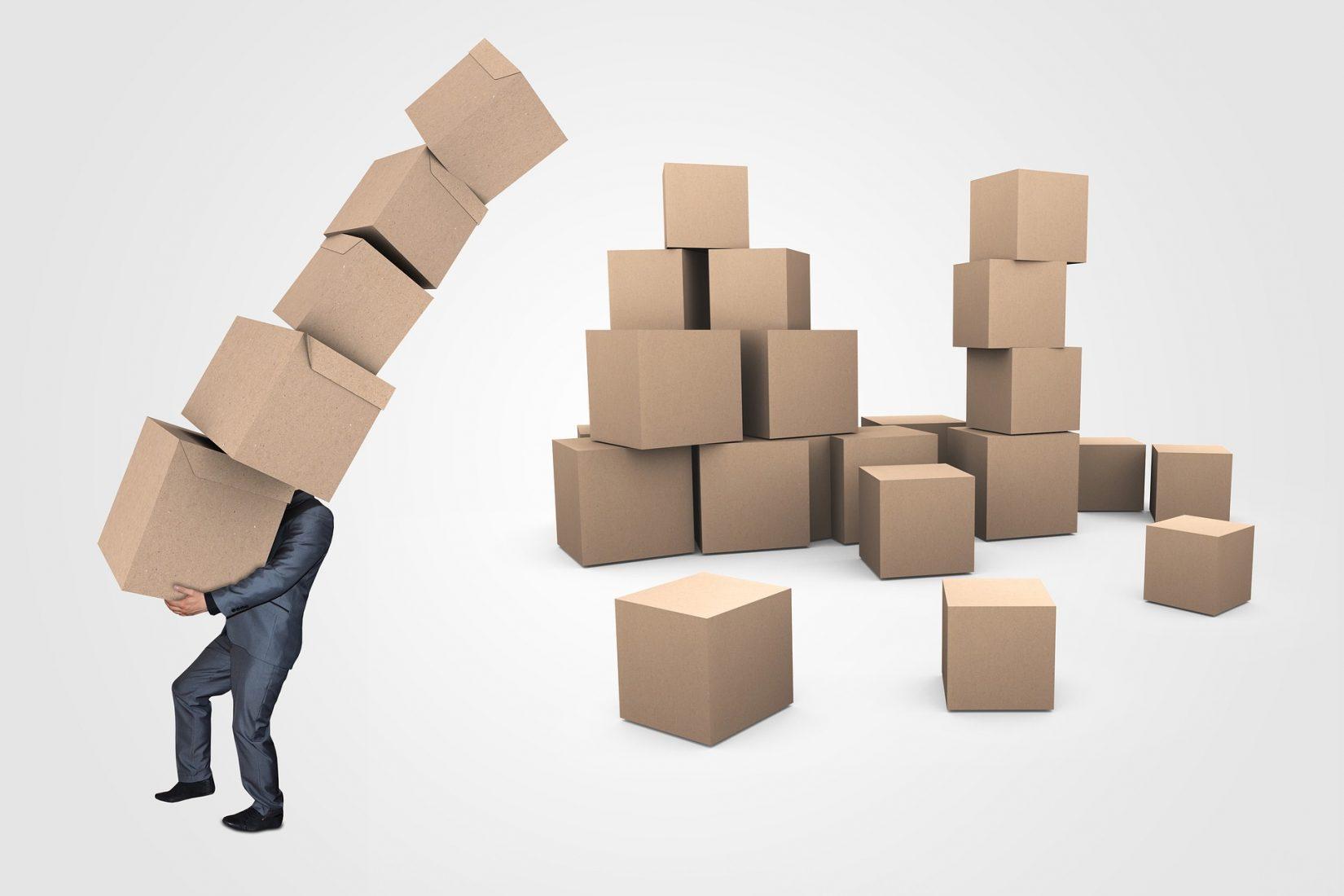 Viel Arbeit, wenig Personal: Der Fachkräftemangel führt auch zur Mehrbelastung vorhandener Beschäftigter. Grafik: Pixabay