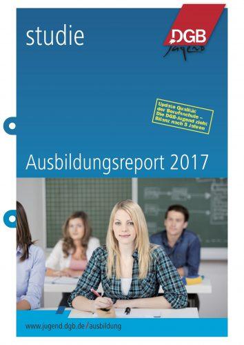 Den neuen Ausbildungsreport der DGB-Jugend könnt ihr kostenlos im Internet downloaden.