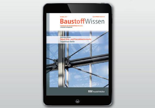 E-Paper BaustoffWissen