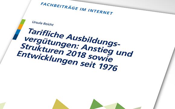 Unter www.bibb.de/ausbildungsverguetung-2018 gibt es ausführliche Infos zum Thema.