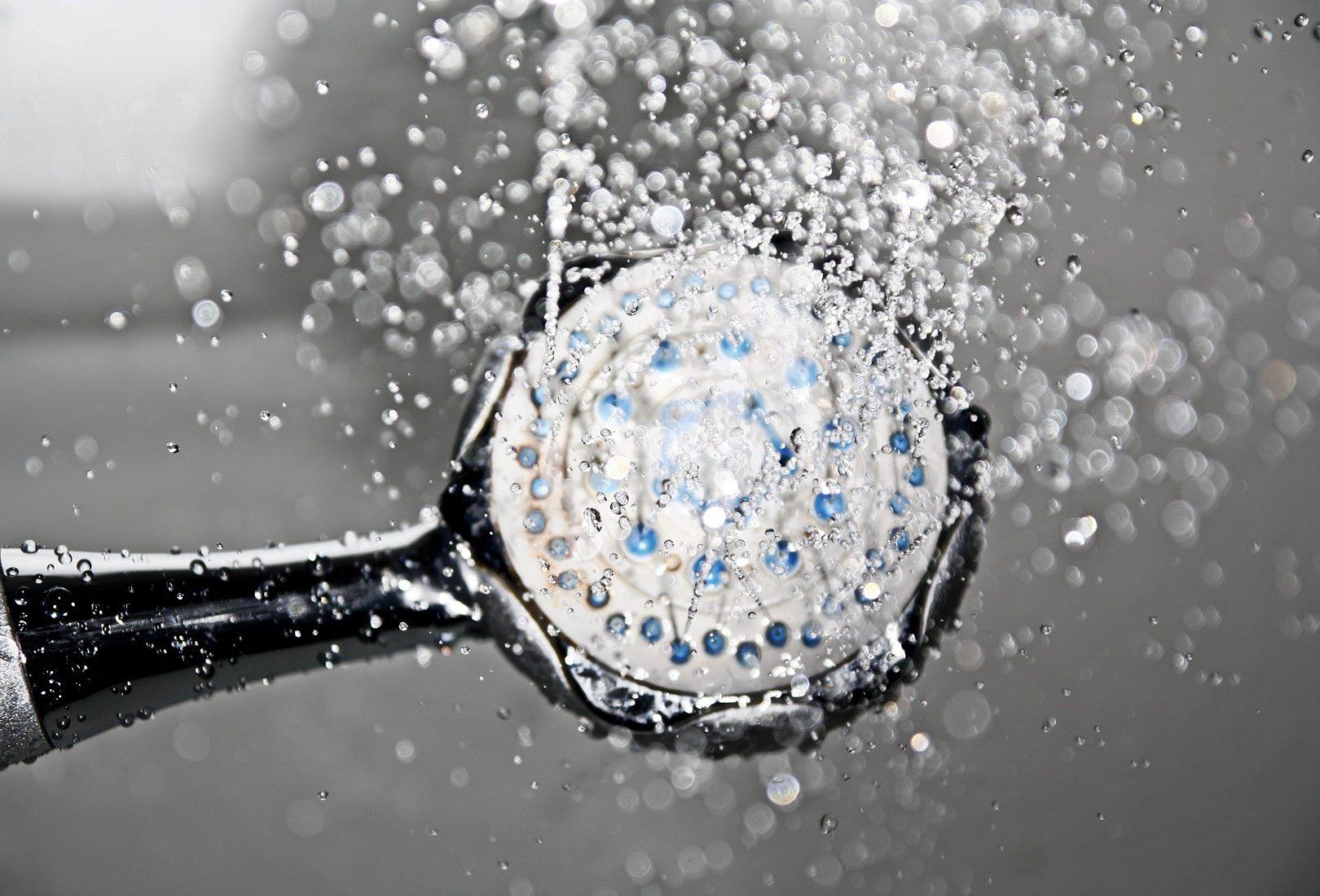 Ideal für die dezentrale Wiederaufbereitung: Duschwasser ist eigentlich viel zu sauber für die städtische Kläranlage. Foto: Pixabay