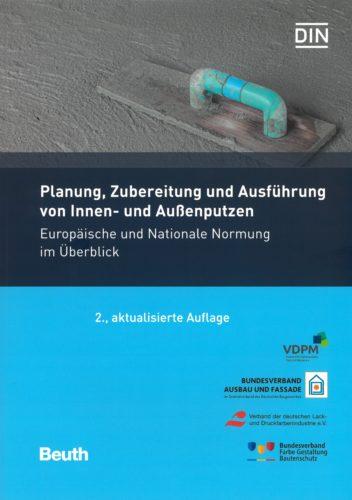Das Normen-Handbuch bietet die Texte der europäischen Normen und die nationalen Ergänzungen in einem Band.