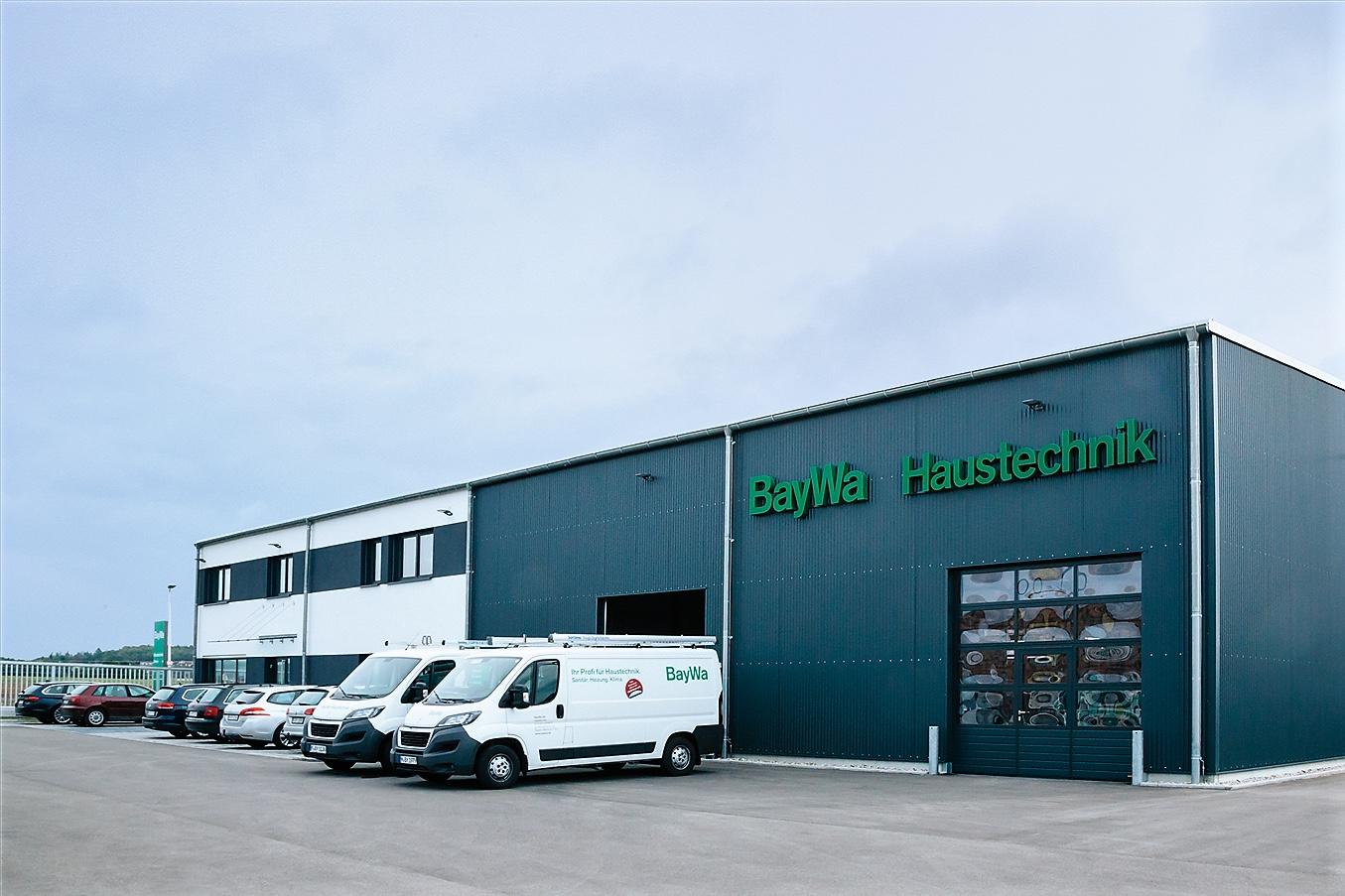 Die zwölf Haustechnik-Standorte befinden sich in Bayern, Baden-Württemberg und Thüringen. Foto: BayWa AG