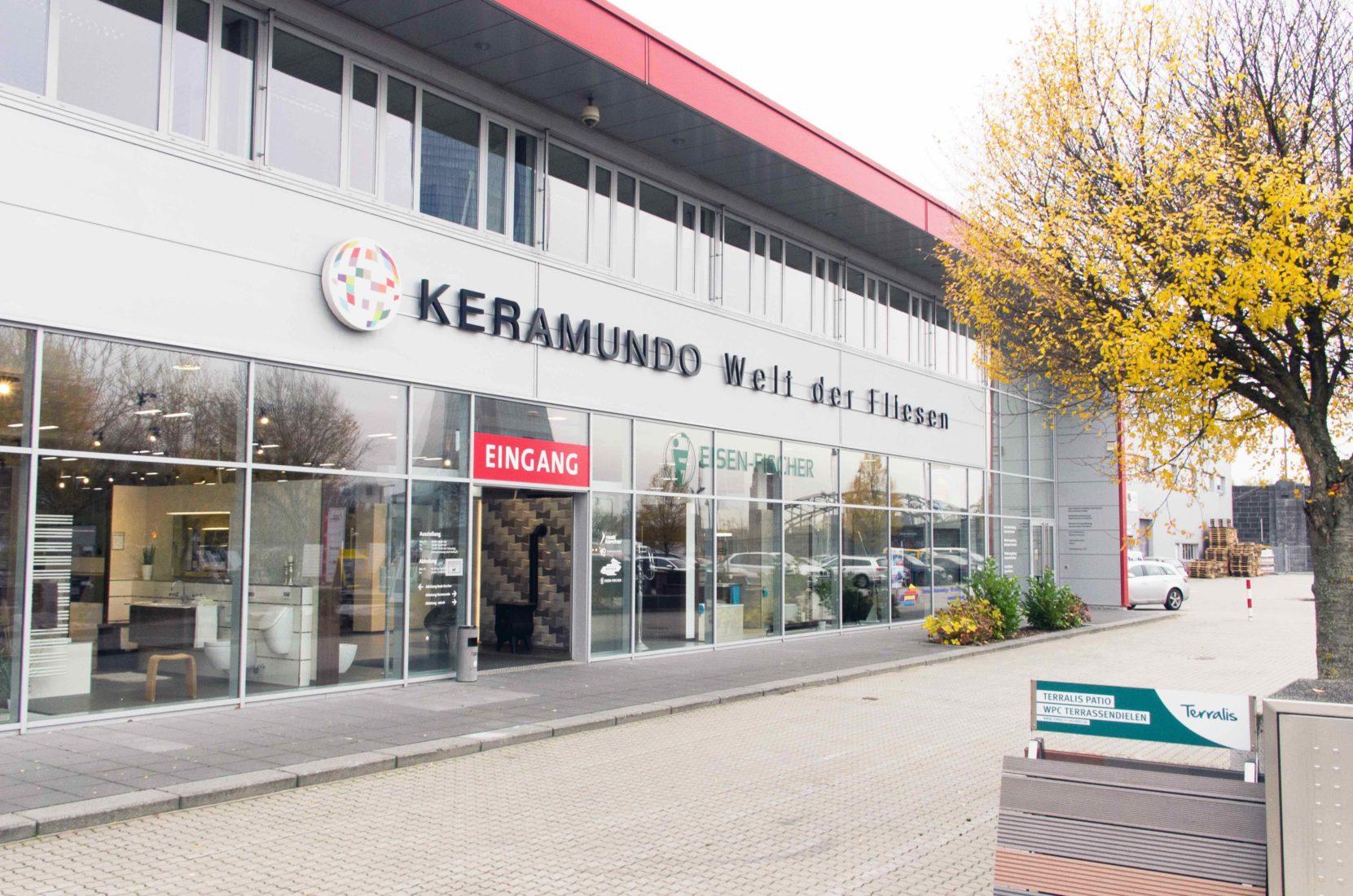 In Frankfurt-Main betreibt SGBDD einen von deutschlandweit derzeit 25 Keramundo-Standorten. Foto: Keramundo