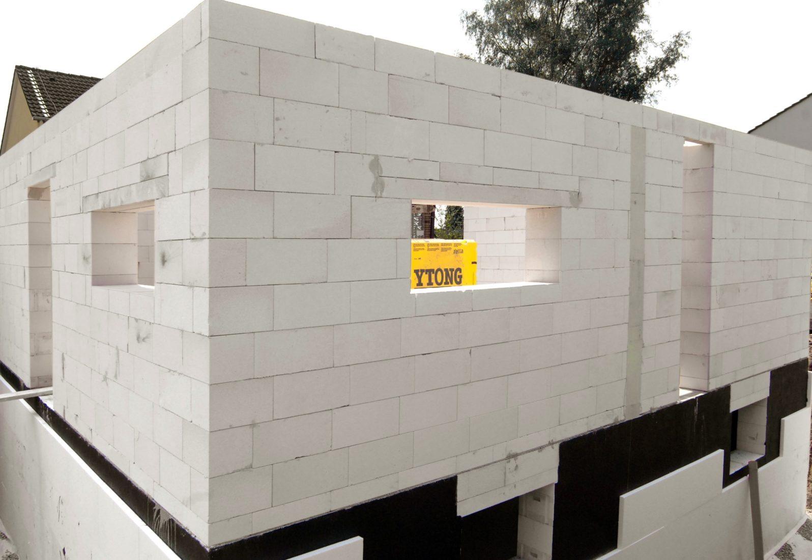 Über 70 % aller Wohnneubauten werden mit Mauerwerk errichtet. Foto: Xella