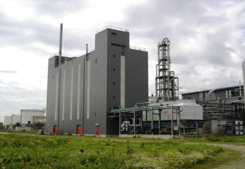 Auf diesem Werkgelände in Terneuzen wird das PS-Loop-Verfahren ab 2020 im industriellem Maßstab erprobt. Foto: ICL-P