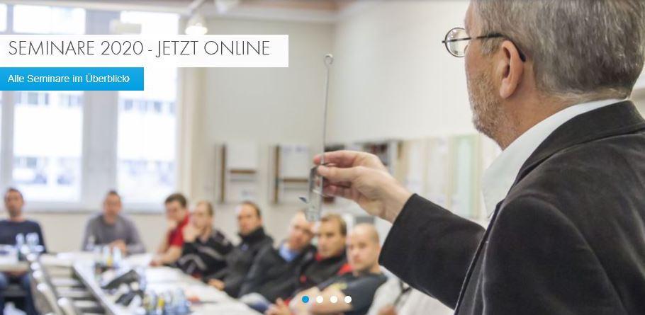 Weitere Infos zu den Seminaren sind abrufbar unter www.knauf-akademie.de.