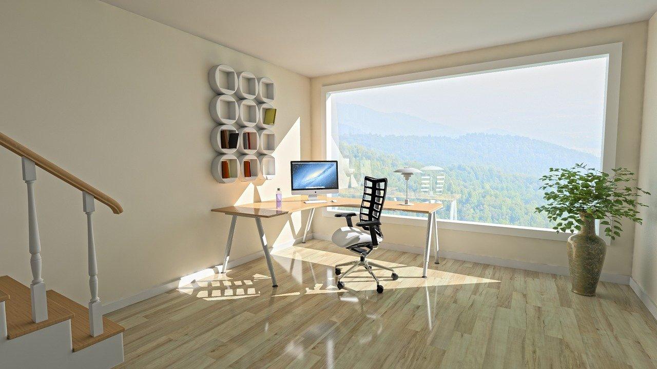 Tageslicht und Pflanzen haben einen positiven Einfluss auf die Wohngesundheit. Foto: Pixabay