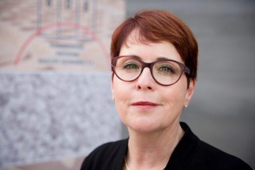 Katharina Metzger, die geschäftsführende Gesellschafterin der Dortmunder Metzger-Gruppe (Baustoff-Fachhandel), agiert als Vorstandsvorsitzende von WIR. Foto: WIR e.V.