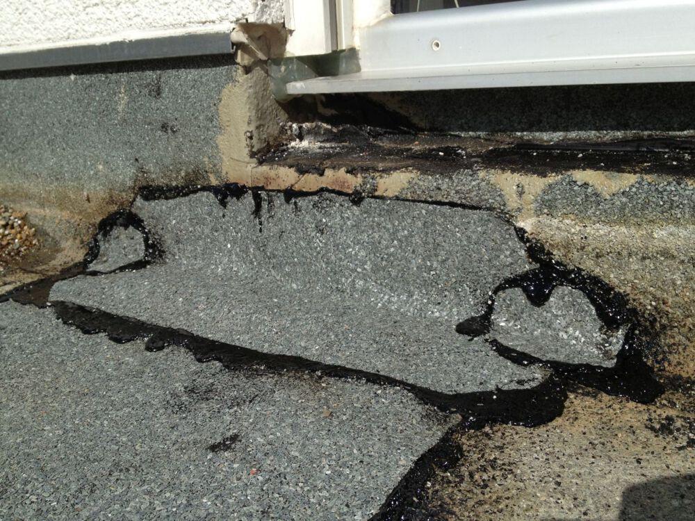 Mangelhafte Abdichtungsversuche können für erhebliche Gebäudeschäden sorgen. Foto: Bostik