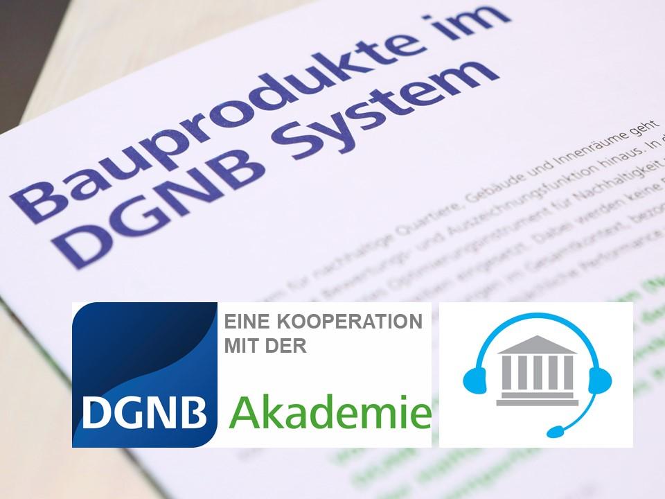 Das gemeinsame Webinar von Knauf und DGNB findet am 16. September statt. Foto: Knauf