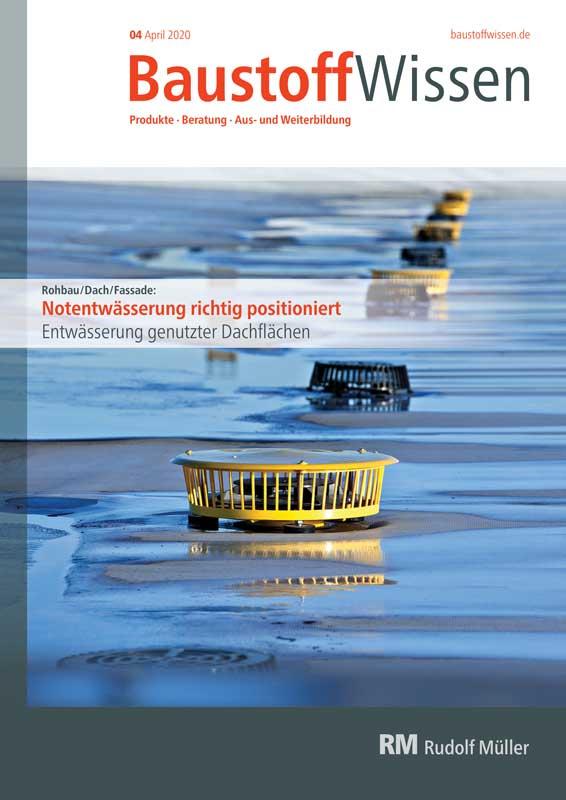BaustoffWissen Ausgabe 04/2020