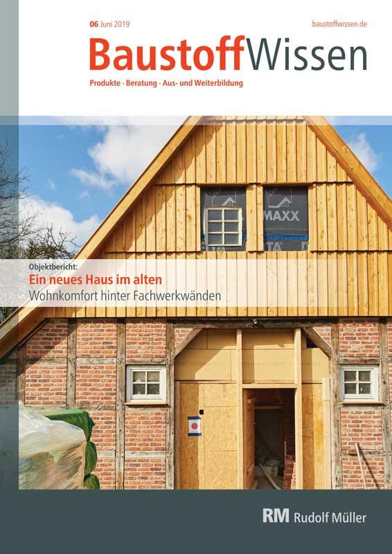 BaustoffWissen Ausgabe 06/2019