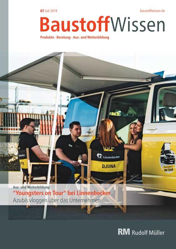 BaustoffWissen Ausgabe 07/2019