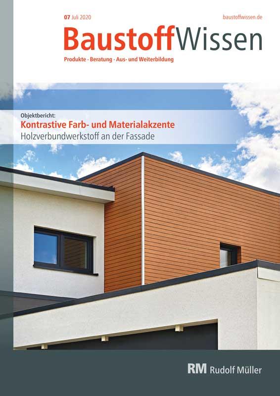 BaustoffWissen Ausgabe 07/2020