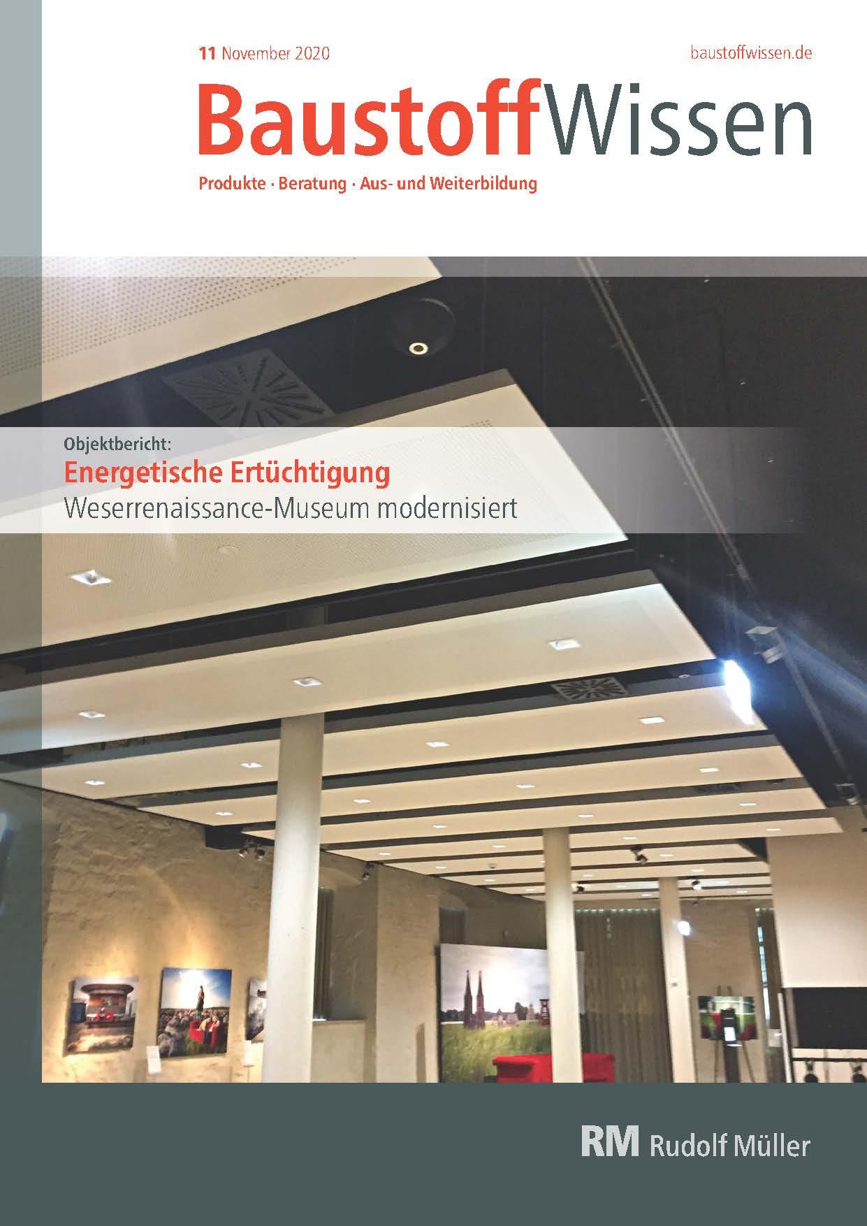 BaustoffWissen Ausgabe 11/2020