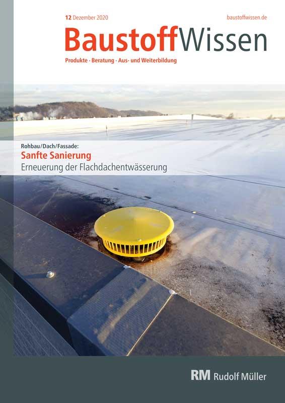 BaustoffWissen Ausgabe 12/2020